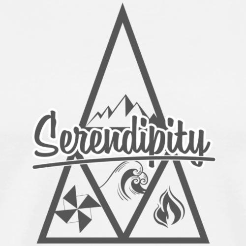 Serendipity - Camiseta premium hombre