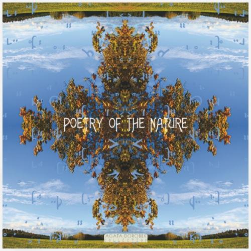 POETRY OF THE NATURE 7 - Koszulka męska Premium
