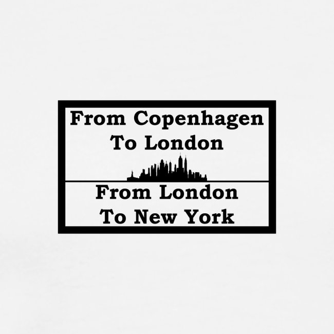 From Copenhagen To London