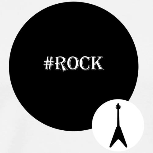 Rock - Mannen Premium T-shirt