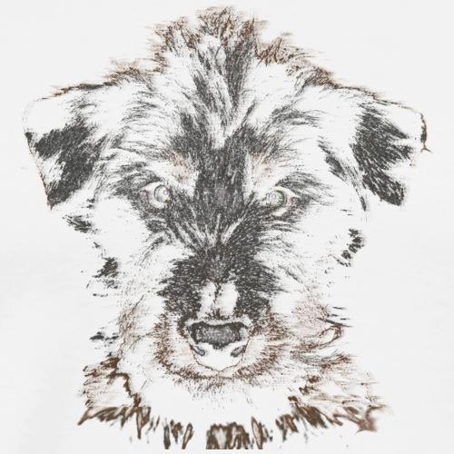 Deutscher Jagdterrier Bora - Männer Premium T-Shirt