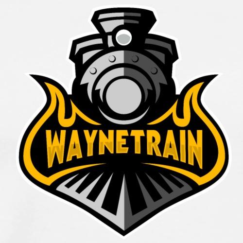Waynetrain - 2017 - Männer Premium T-Shirt