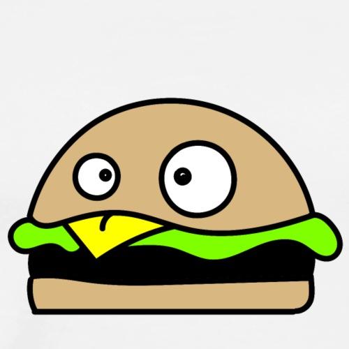 Boogie Burger - Männer Premium T-Shirt
