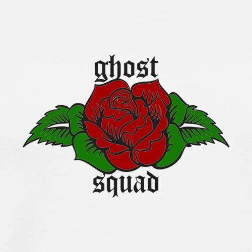 ghost squad rose - Männer Premium T-Shirt