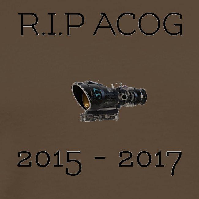 R.I.P ACOG 2015-2017 Collection