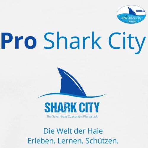 SharkCity TShirt Komplett - Männer Premium T-Shirt