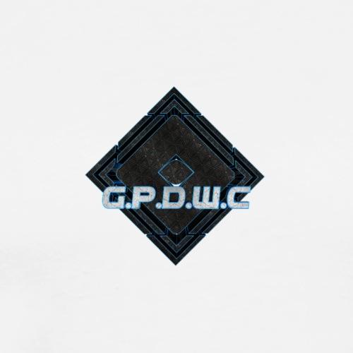 GPDWC - Herre premium T-shirt