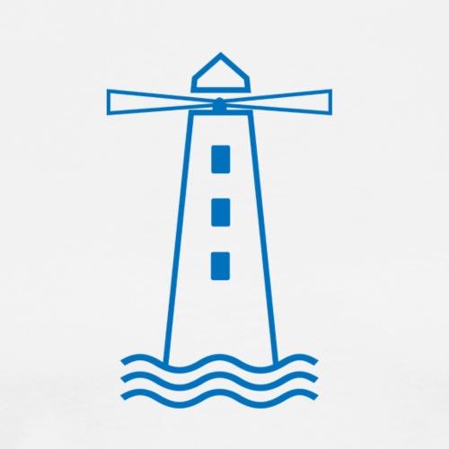 Majakka - Miesten premium t-paita