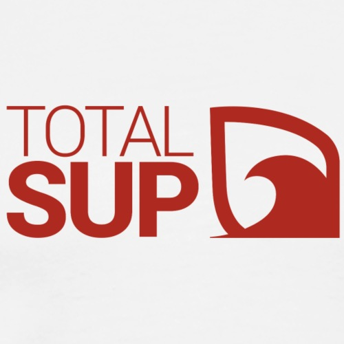 TOTALSUP RED - T-shirt Premium Homme
