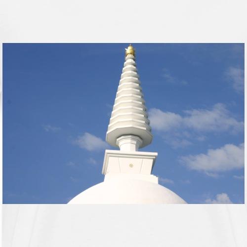 Stupa in Zalaszántó [2] - Männer Premium T-Shirt