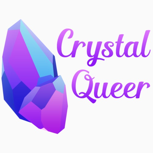 Crystal Queer - Men's Premium T-Shirt