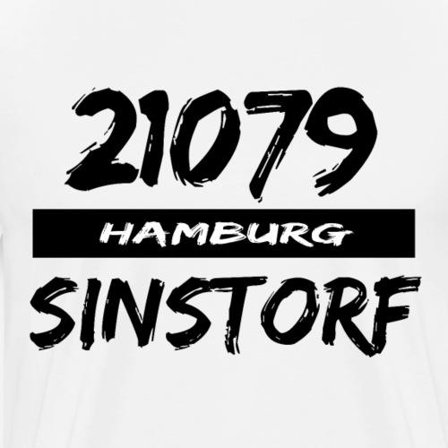 21079 Hamburg Sinstorf - Männer Premium T-Shirt