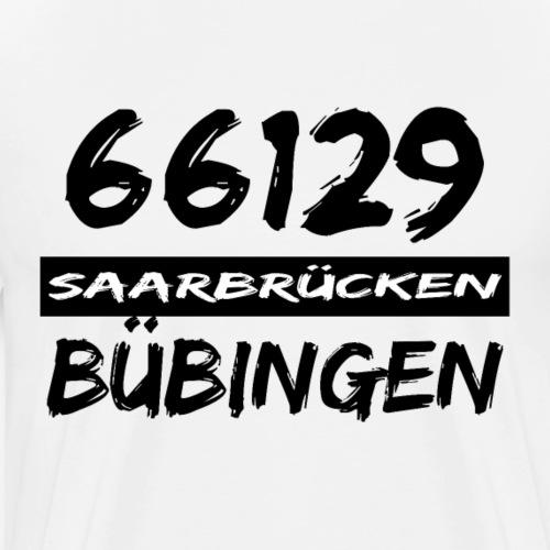 66129 Saarbrücken Bübingen - Männer Premium T-Shirt