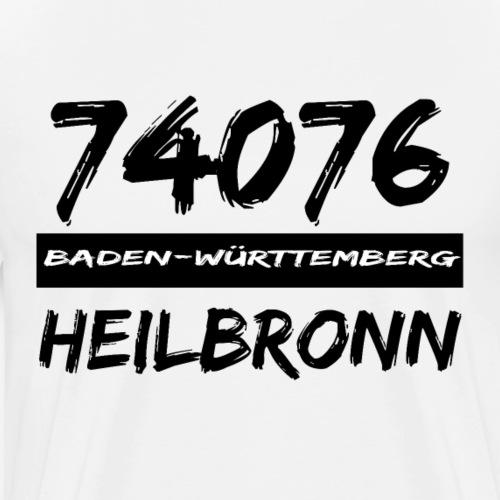 74076 Baden-Württemberg Heilbronn - Männer Premium T-Shirt