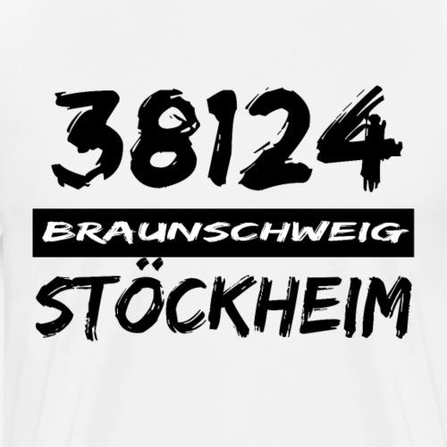 38124 Braunschweig Stöckheim - Männer Premium T-Shirt