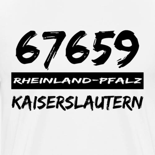 67659 Rheinland-Pfalz Kaiserslautern - Männer Premium T-Shirt