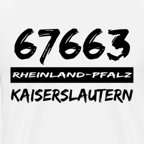 67663 Rheinland Pfalz Kaiserslautern - Männer Premium T-Shirt