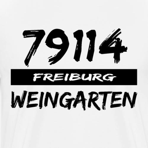 79114 Freiburg Weingarten t-shirt - Männer Premium T-Shirt