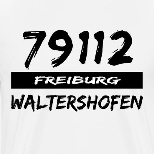 79112 Freiburg Waltershofen t-shirt - Männer Premium T-Shirt