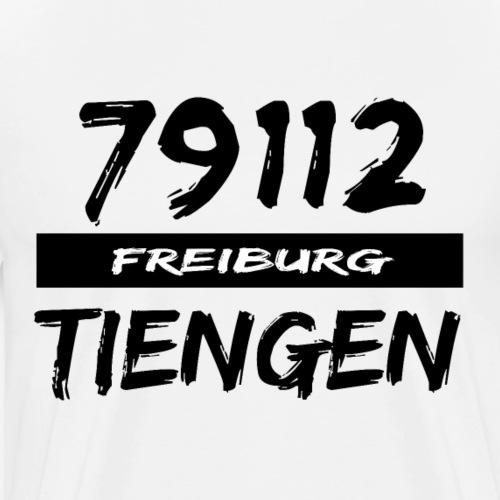 79112 Freiburg Tiengen t-shirt - Männer Premium T-Shirt