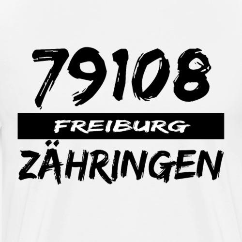79108 Freiburg Zähringen t-shirt - Männer Premium T-Shirt