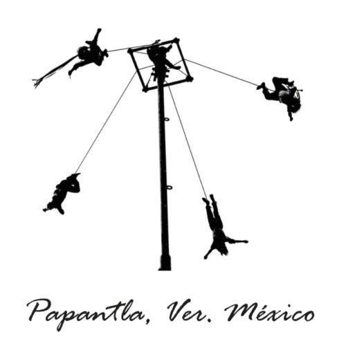 T Papantla Mexico - Men's Premium T-Shirt