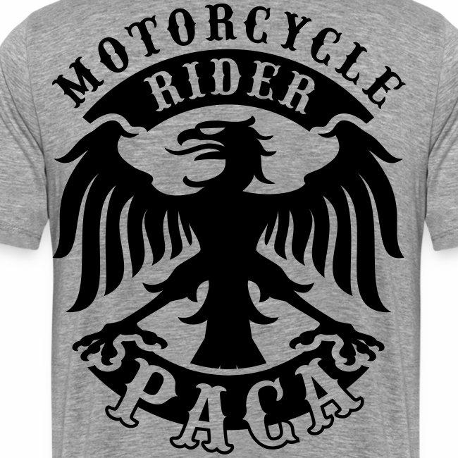 Motorcycle Rider Provence-Alpes-Côte d'Azur 'Flag'
