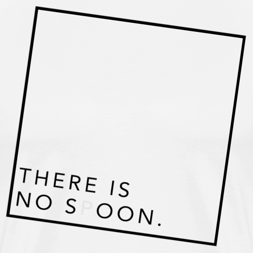 There is no soon by Therawburt - Premium-T-shirt herr