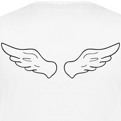 Engelsflügel - Männer Premium T-Shirt