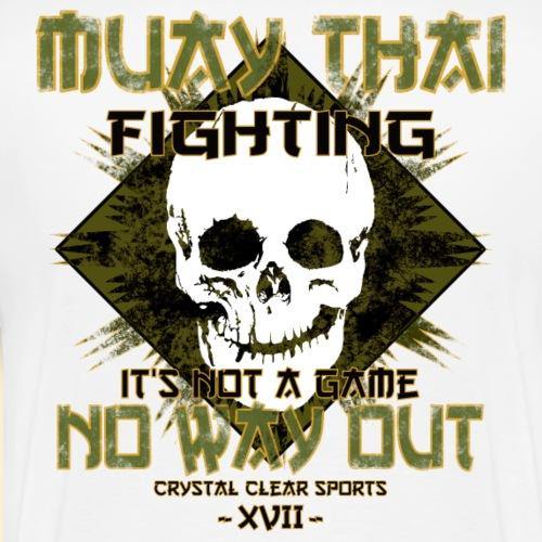 Muay Thai Sport - Männer Premium T-Shirt
