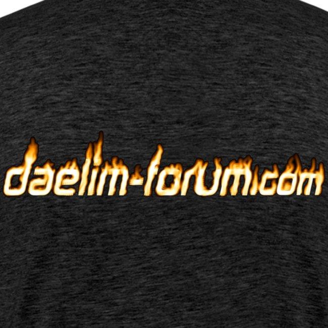 Heißes Daelim Logo T-Shirts