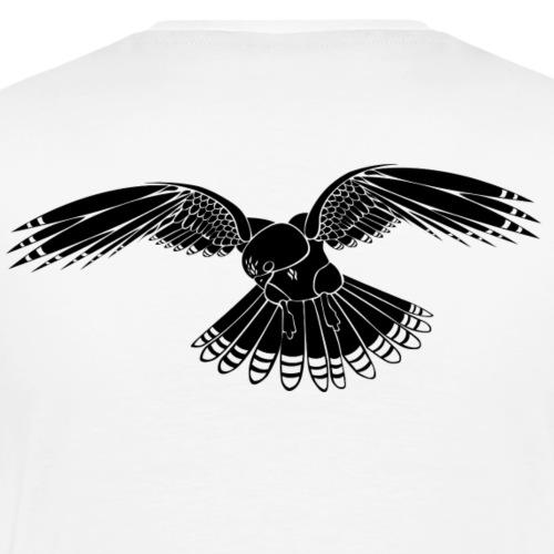 Faucon tribal - T-shirt Premium Homme