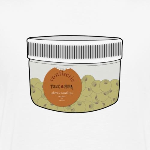 Olive Pot - T-shirt Premium Homme