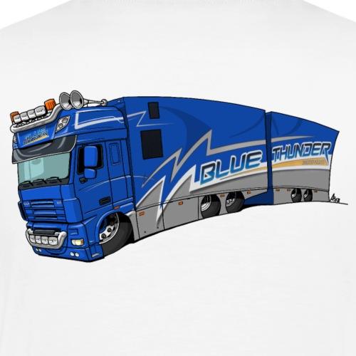 DAF Combinatie BlueThunder - Mannen Premium T-shirt