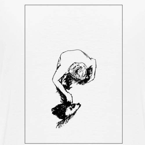 lonely boy - Männer Premium T-Shirt