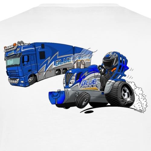 DAF + BlueThunder - Mannen Premium T-shirt