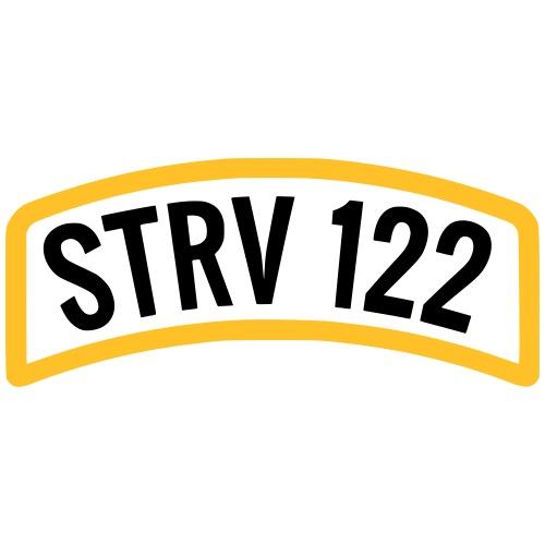 Stridsvagn 122 - Båge - Premium-T-shirt herr