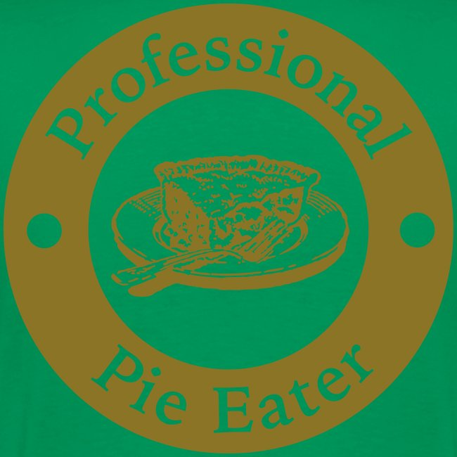 Professional Pie Eater T-Shirt