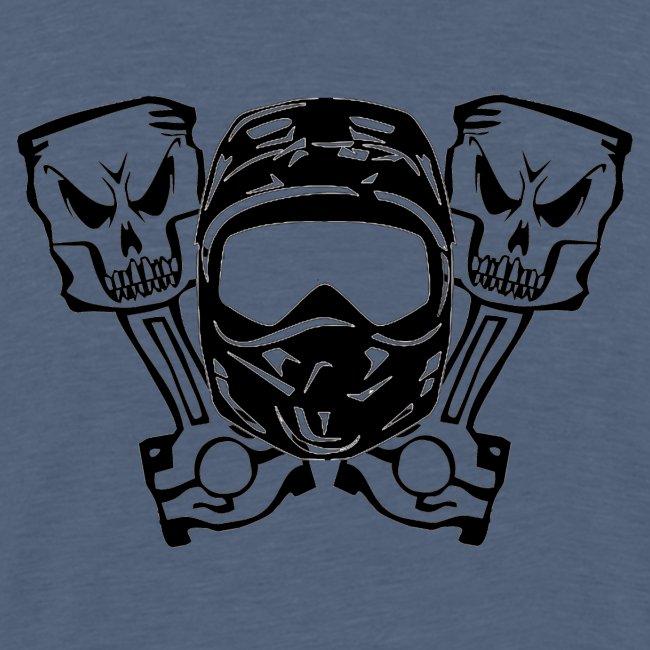 Logo Hoodie Vorne schwarz png