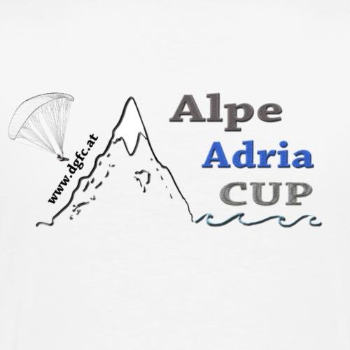Alpe Adria Cup Design - Männer Premium T-Shirt