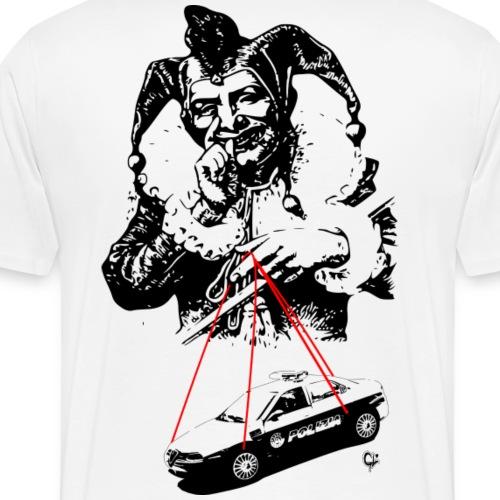 All clown are beautiful - Maglietta Premium da uomo