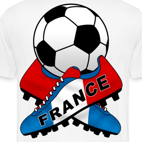 Football France 07 - Men's Premium T-Shirt