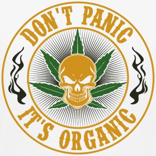 dont panic its organic - Männer Premium T-Shirt