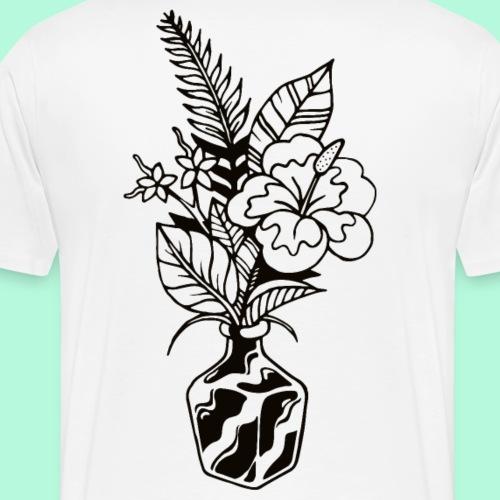PLANTE NOIRE - T-shirt Premium Homme