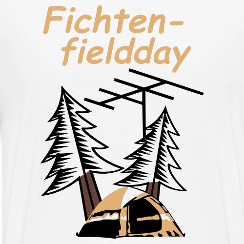FiFi-Logo für Flex-/Flockdruck - Männer Premium T-Shirt