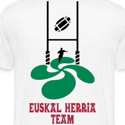 Euskal Herria Team - T-shirt Premium Homme