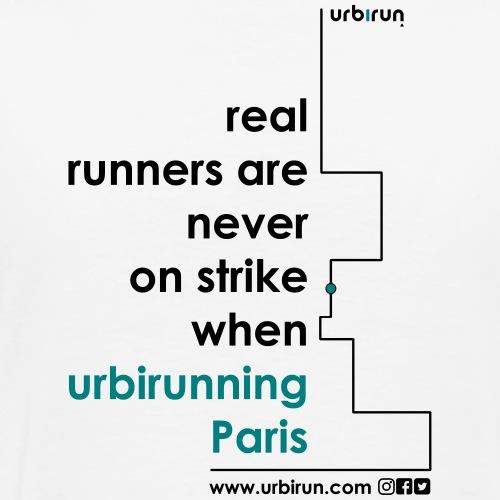 urbirun paris - T-shirt Premium Homme