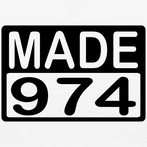 Made 974 - T-shirt Premium Homme