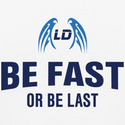 Be Fast Or Be Last (Mixed) - Men's Premium T-Shirt