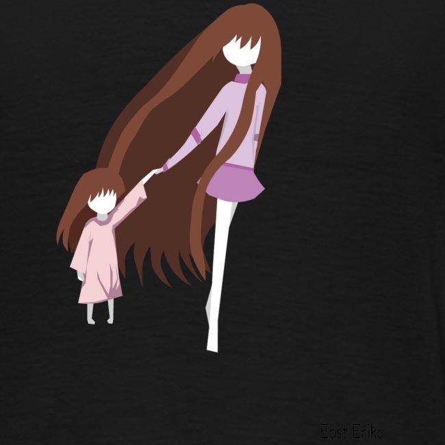 Erika e bambina